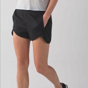 Lululemon Wake & Flow Shorts